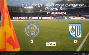 Marineo vs Trappeto 3-0