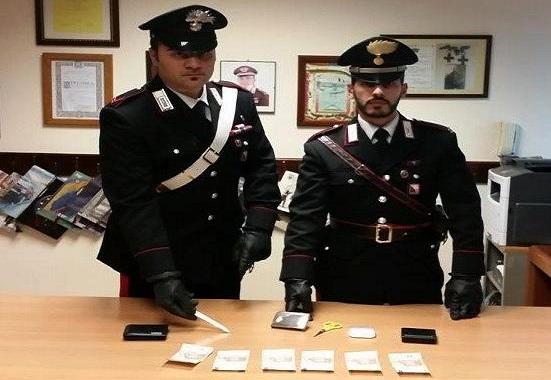 CC. Marineo_arresti per DROGA