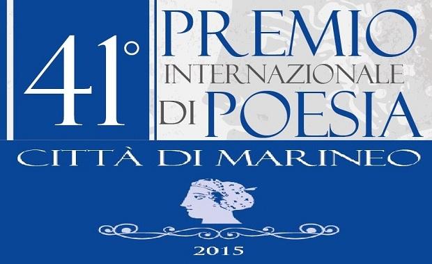 41 premio di poesia citta di marineo