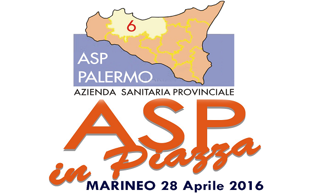 Asp in Piazza a Marineo