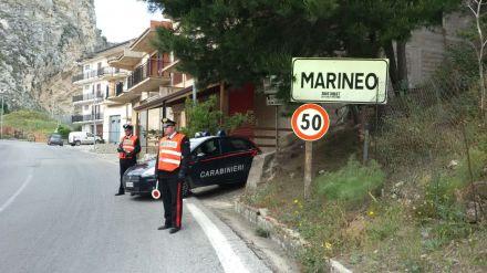 carabinieri marineo