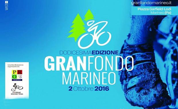12^ Granfondo MTB Marineo – sabato 1 e domenica 2 ottobre 2016