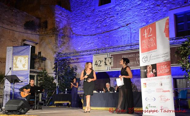 Dal cinema al teatro, la napoletanità di Lina Sastri protagonista della 42^ edizione del Premio Marineo