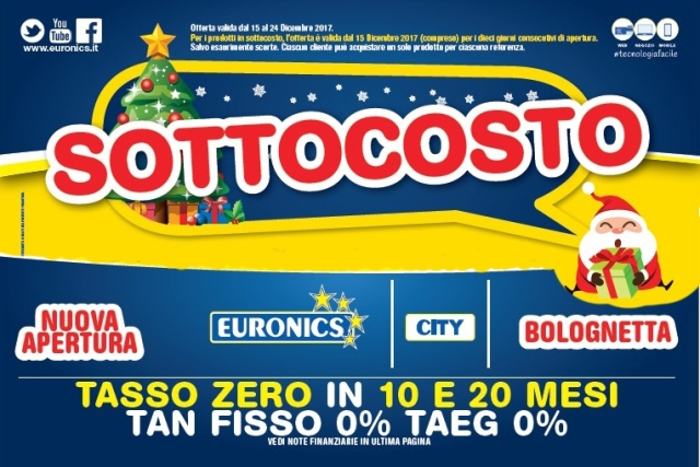 euronics city bolognetta