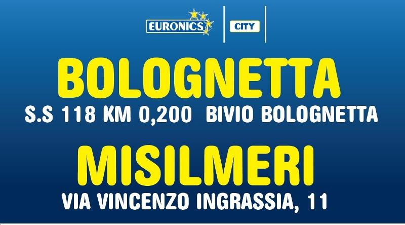euronic city misilmeri bolognetta