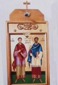 san ciro san giovanni chiesa ortodossa